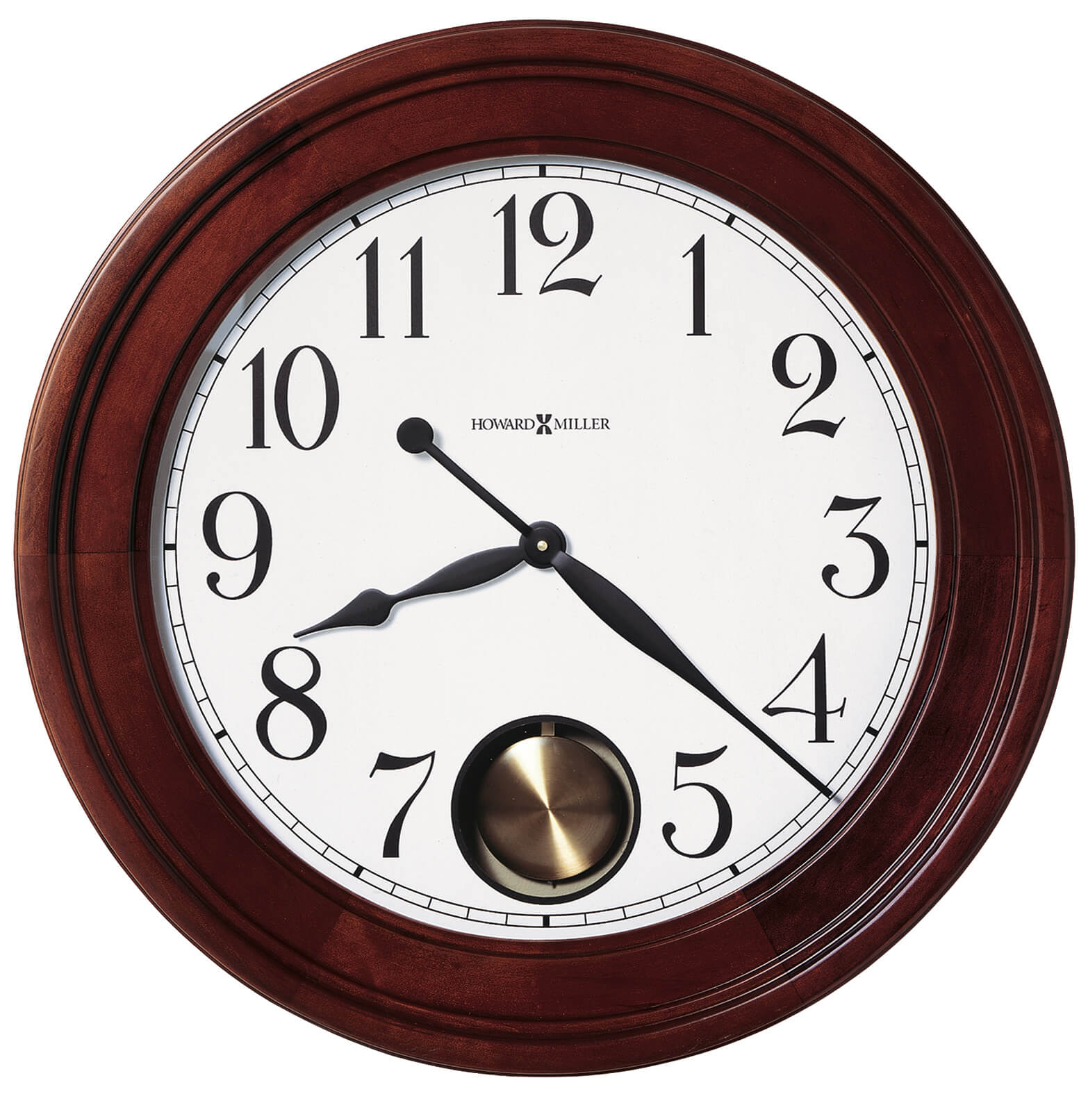 Howard miller griffith 625 314 wall clocks oversized for Howard miller large wall clock